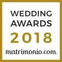 Valeria Manzoni Fotografia, vincitore Wedding Awards 2018 matrimonio.com