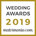 Bertelli Fiori, vincitore Wedding Awards 2019 Matrimonio.com