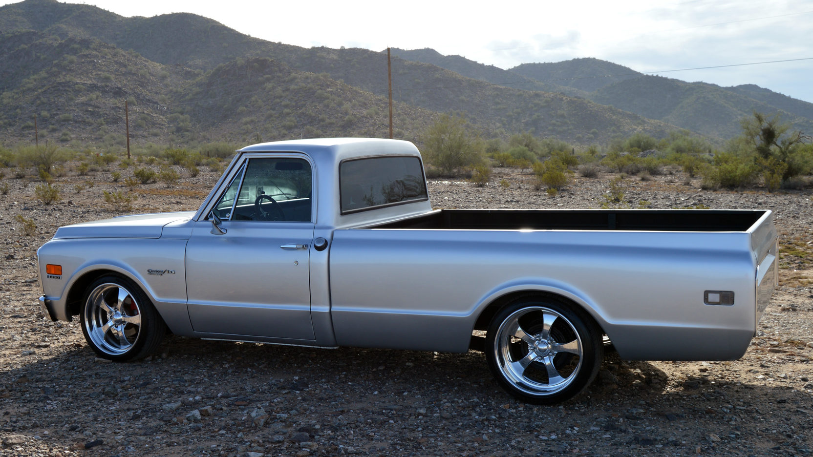 medium resolution of 1971 chevrolet c10 custom deluxe pickup 2 full screen