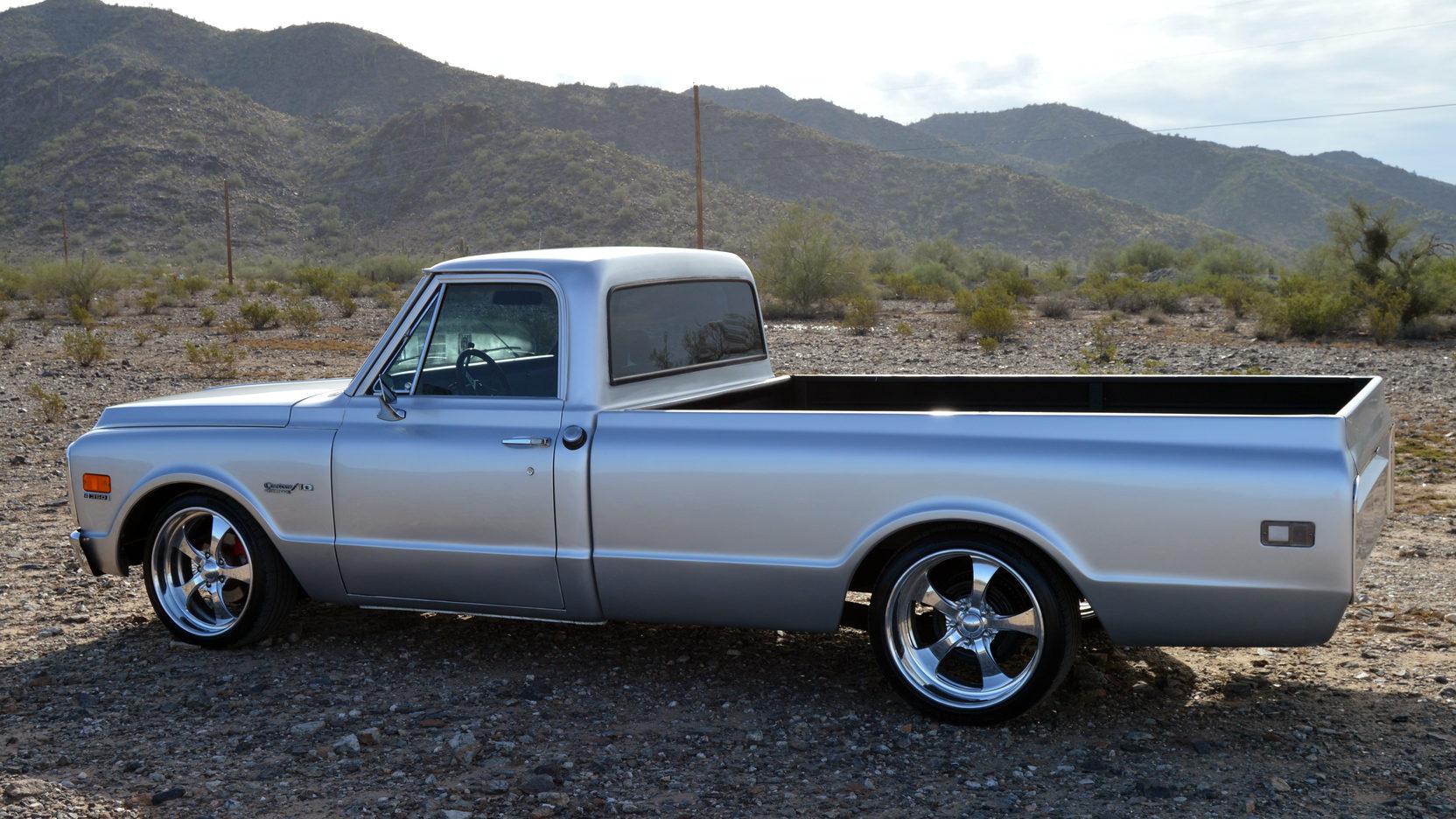 hight resolution of 1971 chevrolet c10 custom deluxe pickup 2 full screen