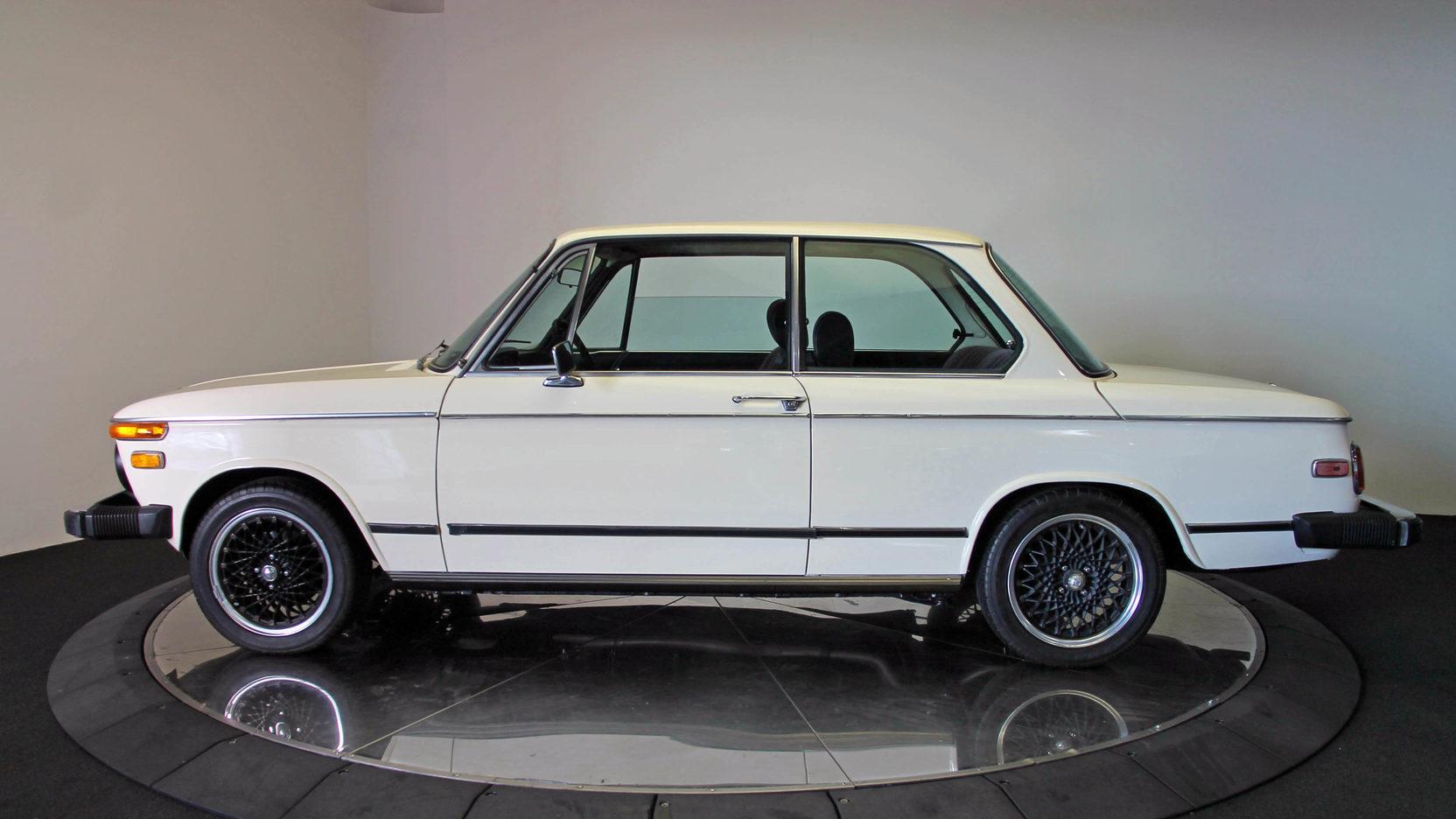 1976 BMW 2002 Coupe T1301 Anaheim 2015