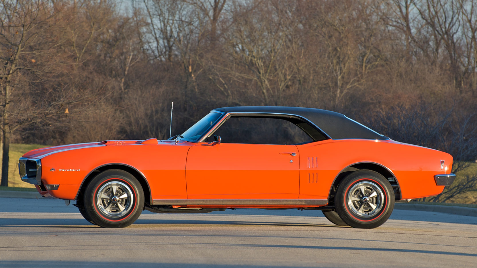 1968 Pontiac Firebird Ram Air