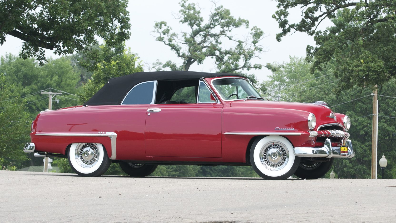hight resolution of 1953 plymouth cranbrook convertible s11 monterey 2011