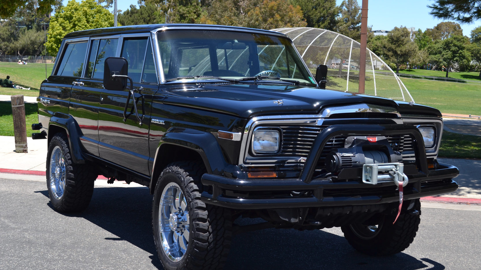 hight resolution of custom jeep grand wagoneer 2019 2020 top car models