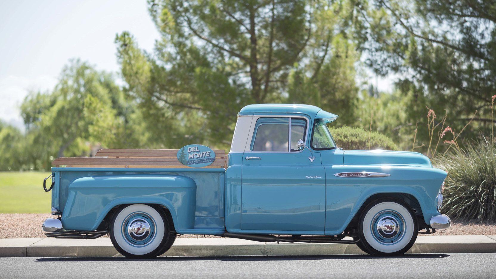 medium resolution of 1957 chevrolet pickup 2 full screen