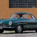 1965 Alfa Romeo Giulia Sprint Speciale F74 Monterey 2017