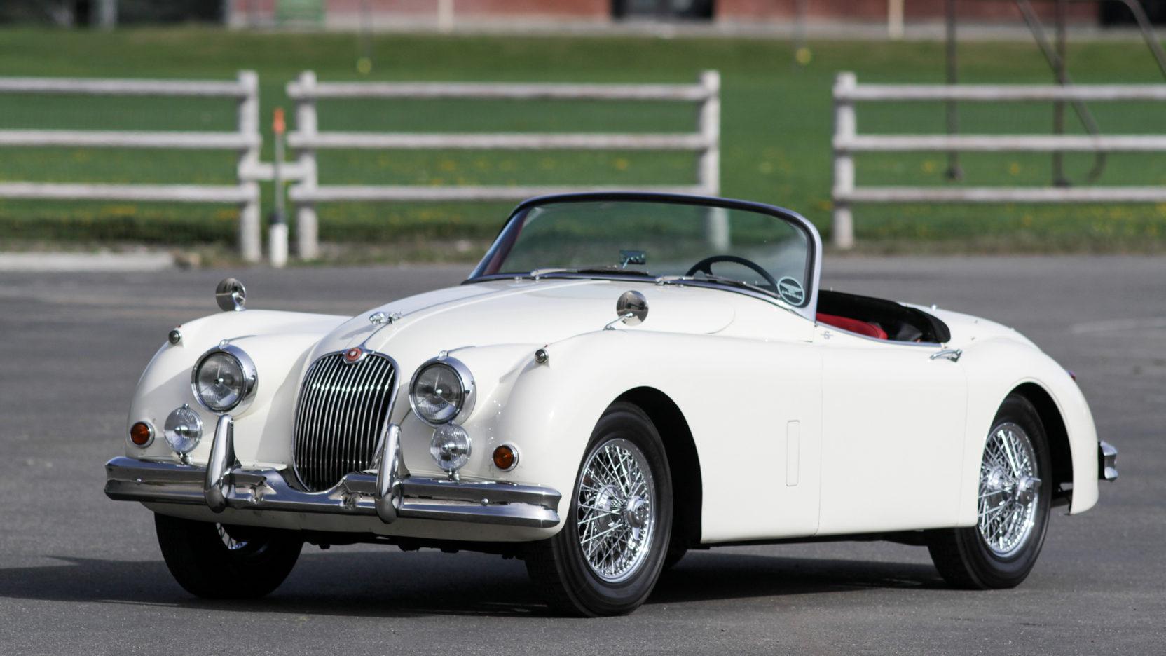 medium resolution of 1960 jaguar xk150 s roadster f95 monterey 2017 jaguar xk150 wiring harness
