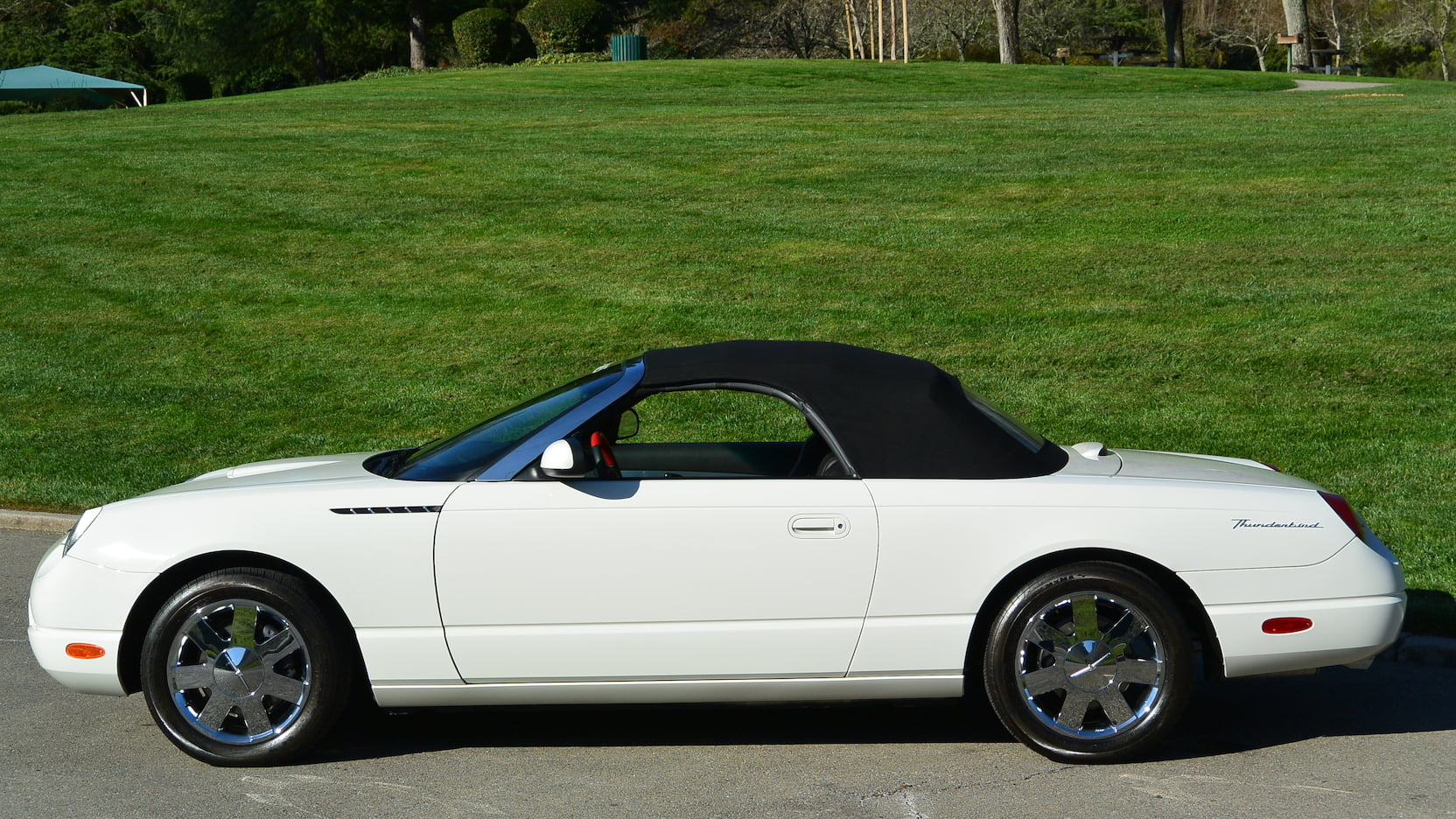 small resolution of 2002 ford thunderbird convertible 16 full screen