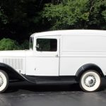 1932 Ford Panel Truck F58 Chicago 2014