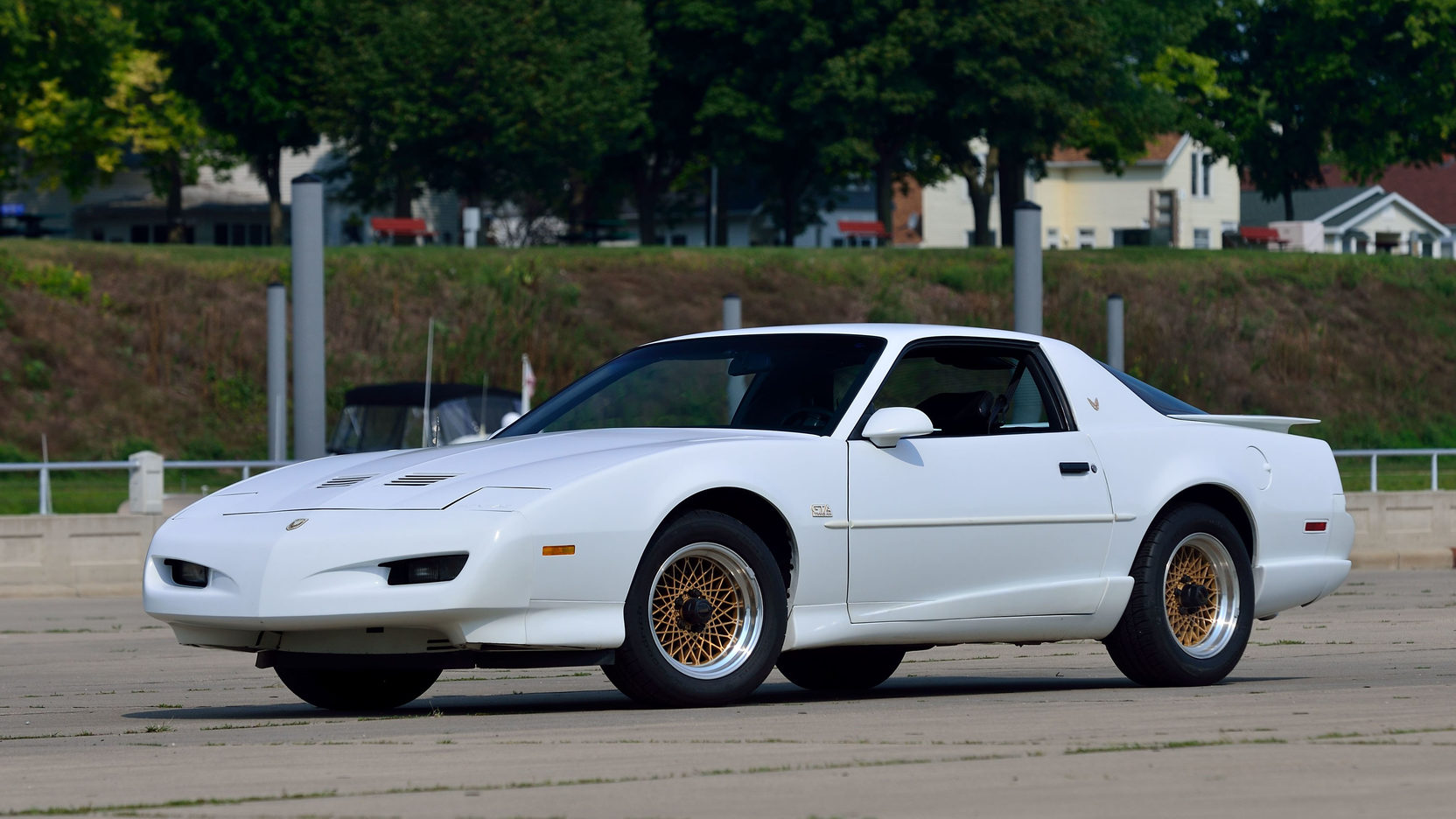 Gold And Teal Wallpaper Quote 1991 Pontiac Trans Am Gta F128 Chicago 2015