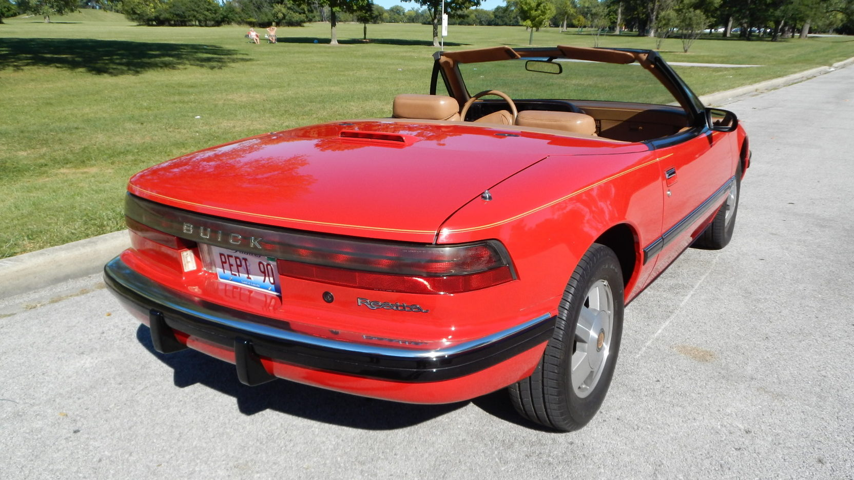 hight resolution of 1990 buick reatta convertible f55 1 chicago 20161990 buick reatta convertible 3 full screen st mecum auctions reatta wiring diagram