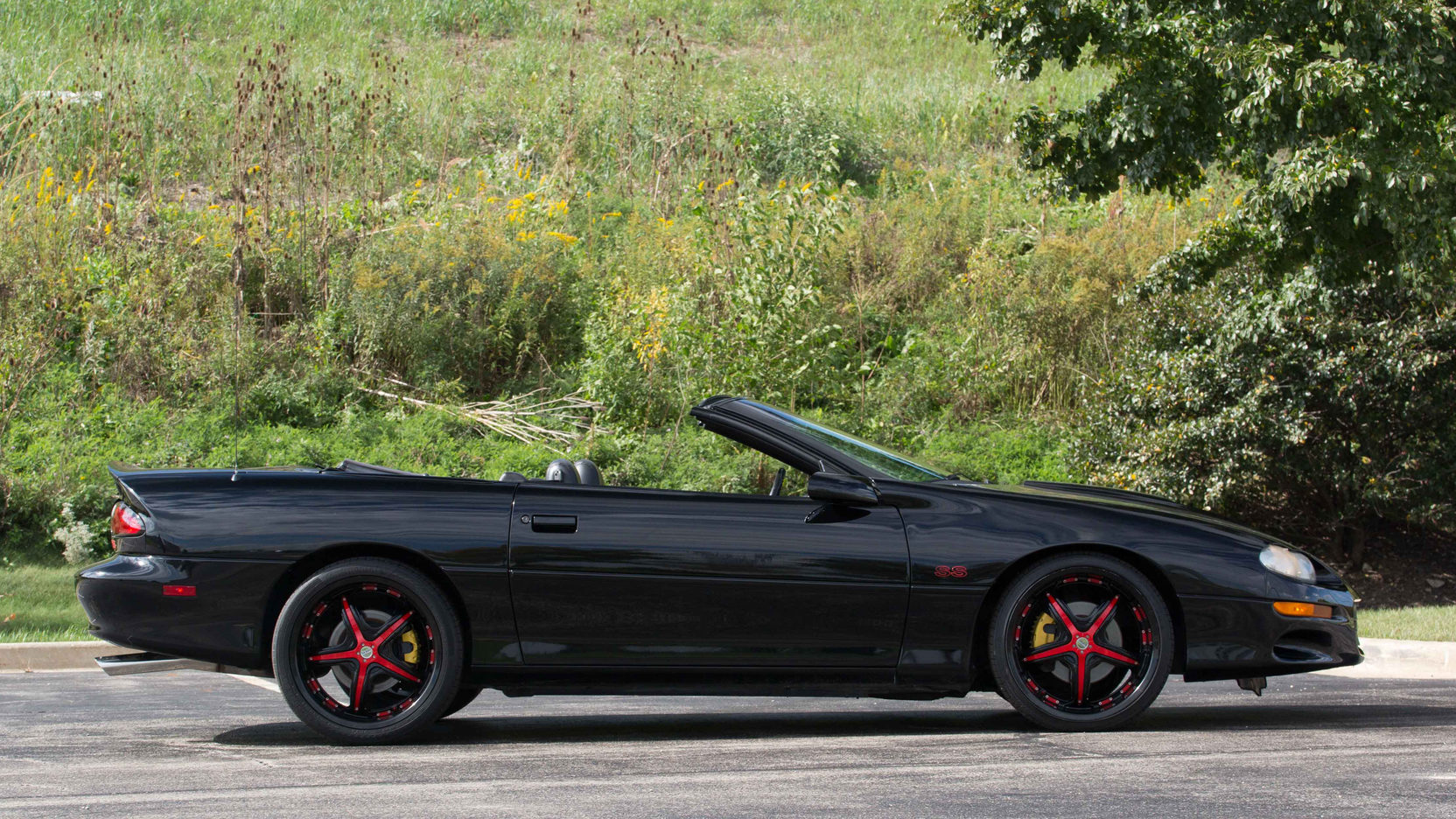 hight resolution of 2000 chevrolet camaro z28 convertible 2 full screen