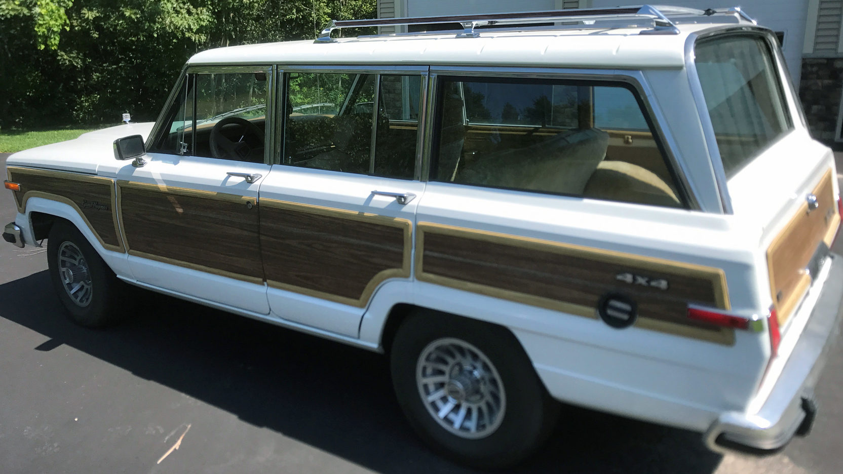 hight resolution of 1988 jeep grand wagoneer 2 full screen