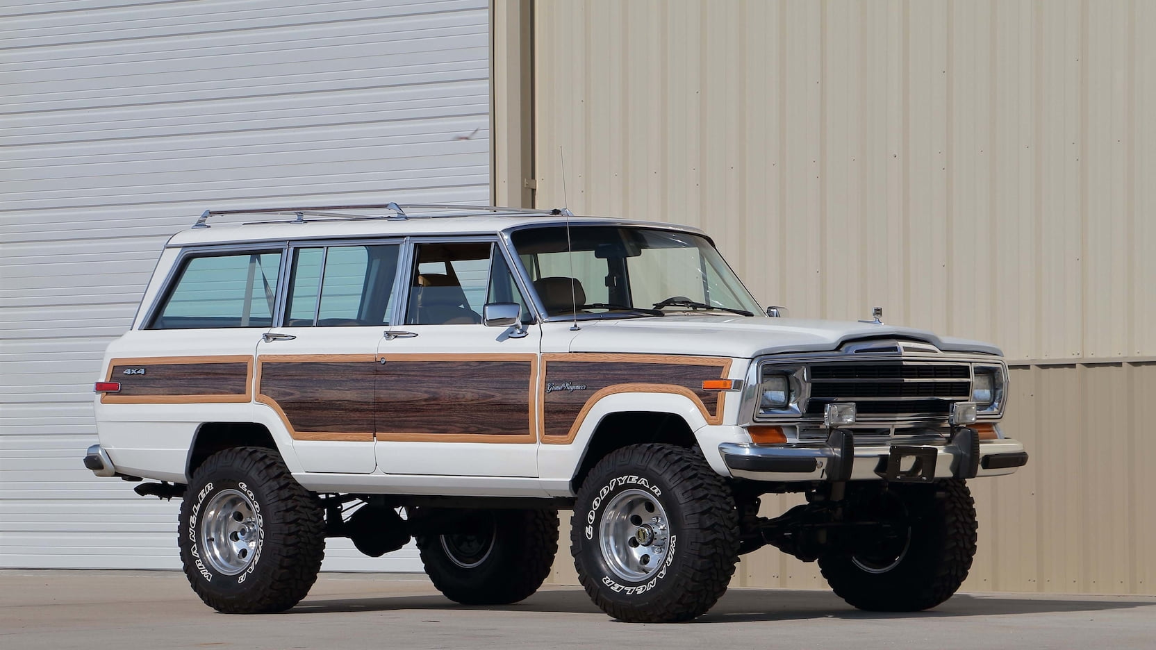 small resolution of 1988 jeep grand wagoneer custom 12 full screen