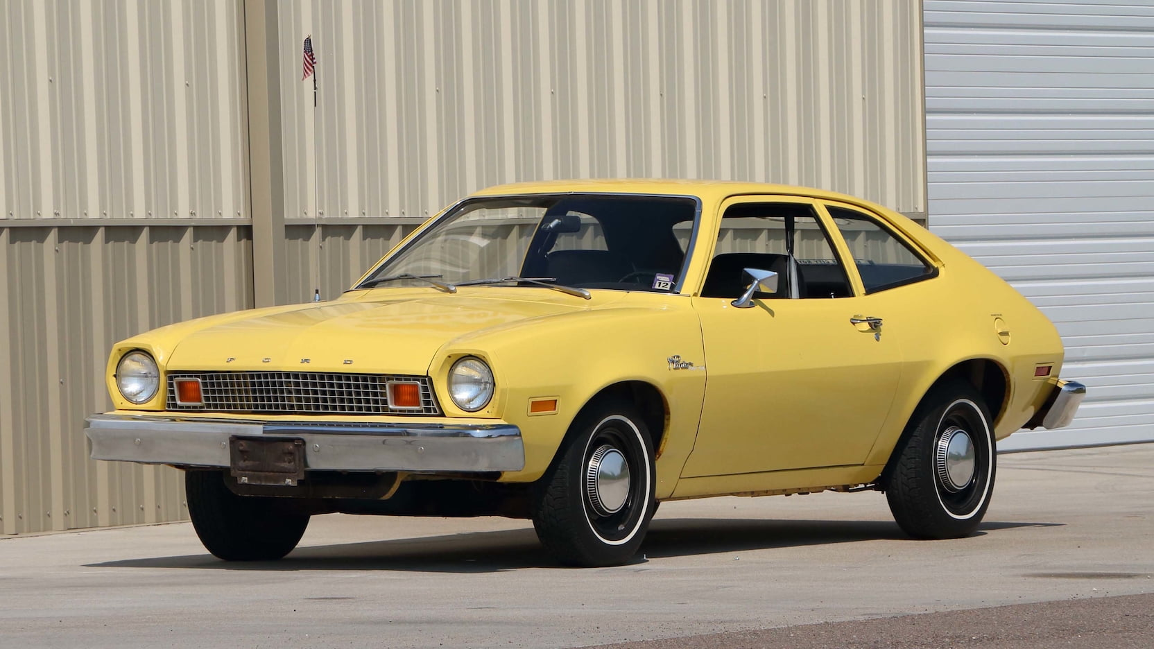 1976 ford pinto t157