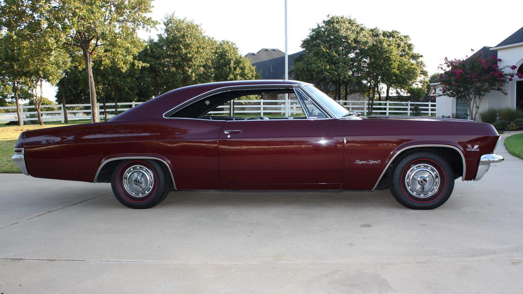 1965 chevrolet impala ss 2 full screen [ 1664 x 936 Pixel ]