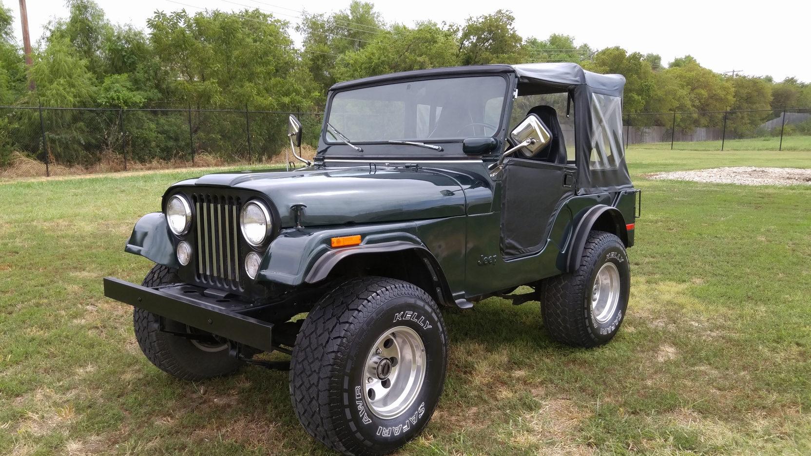 medium resolution of 1975 jeep cj 5 1 full screen