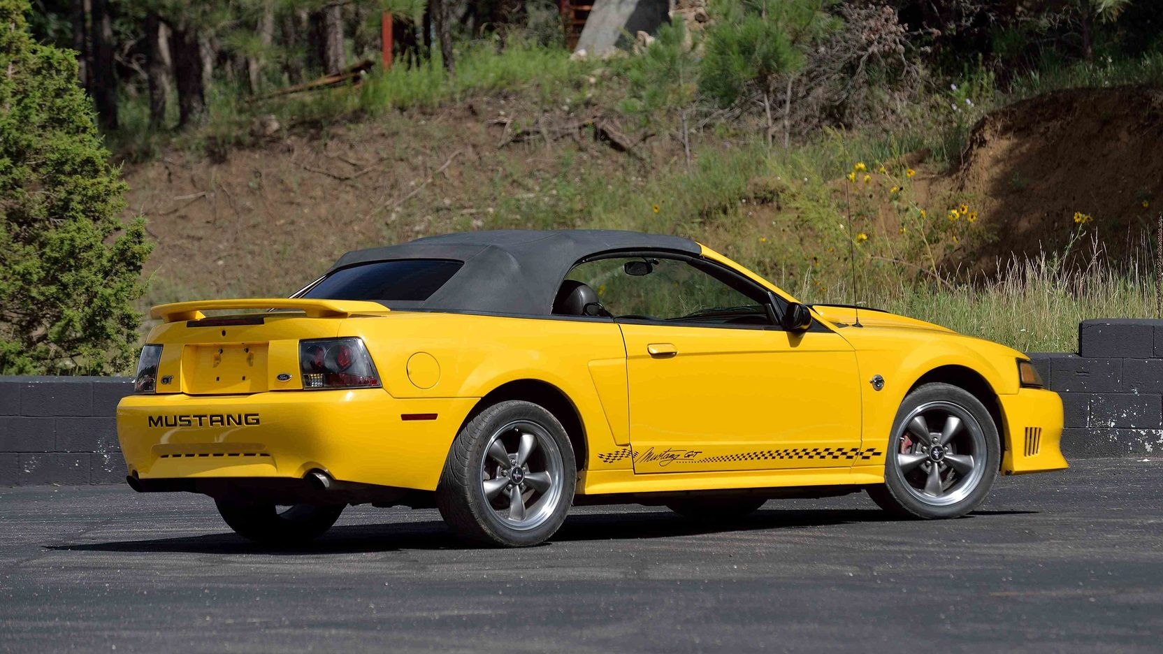 2004 Ford Mustang GT Convertible W129 Dallas 2016