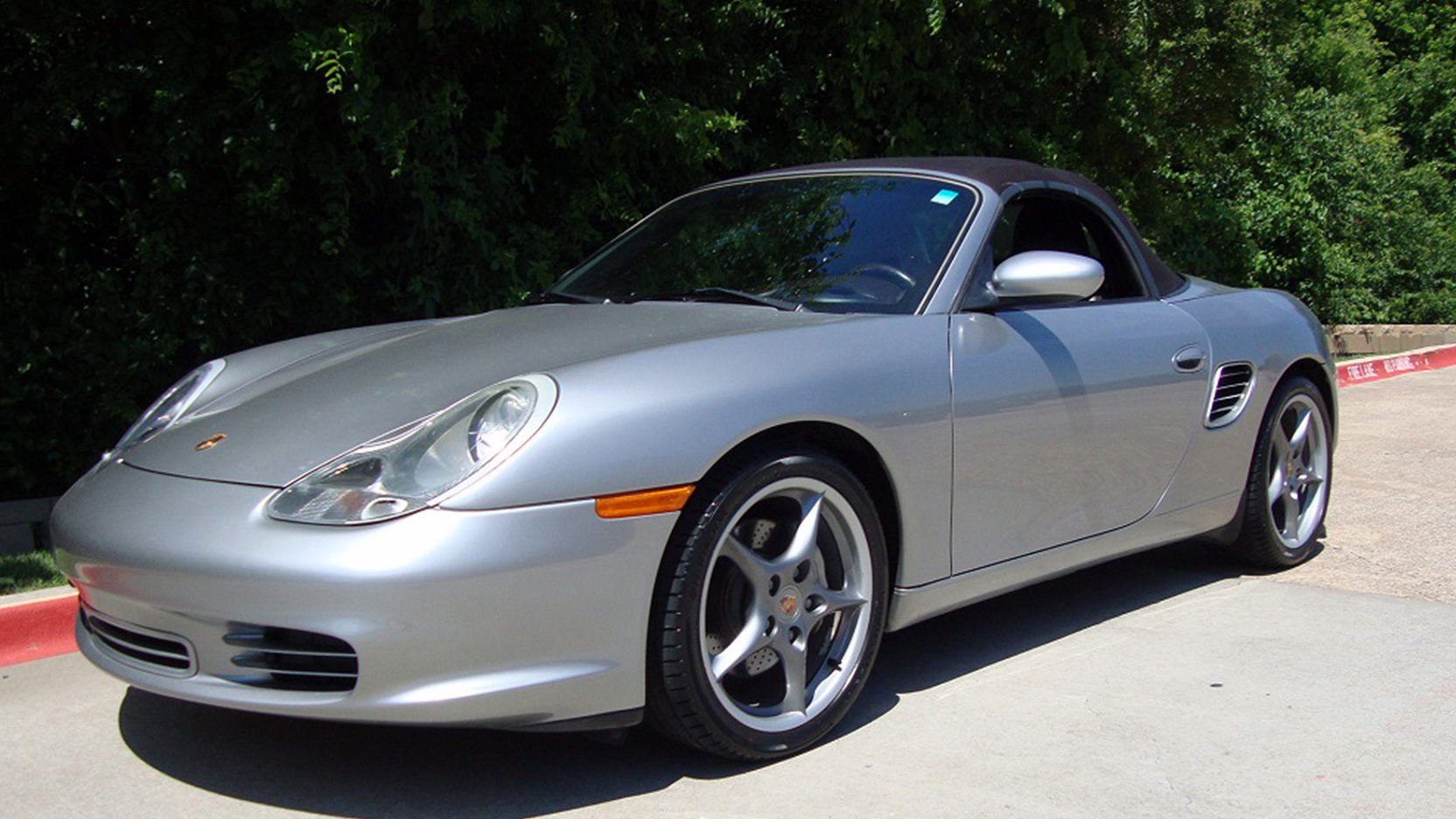 hight resolution of 2004 porsche boxster s special edition 1 full screen