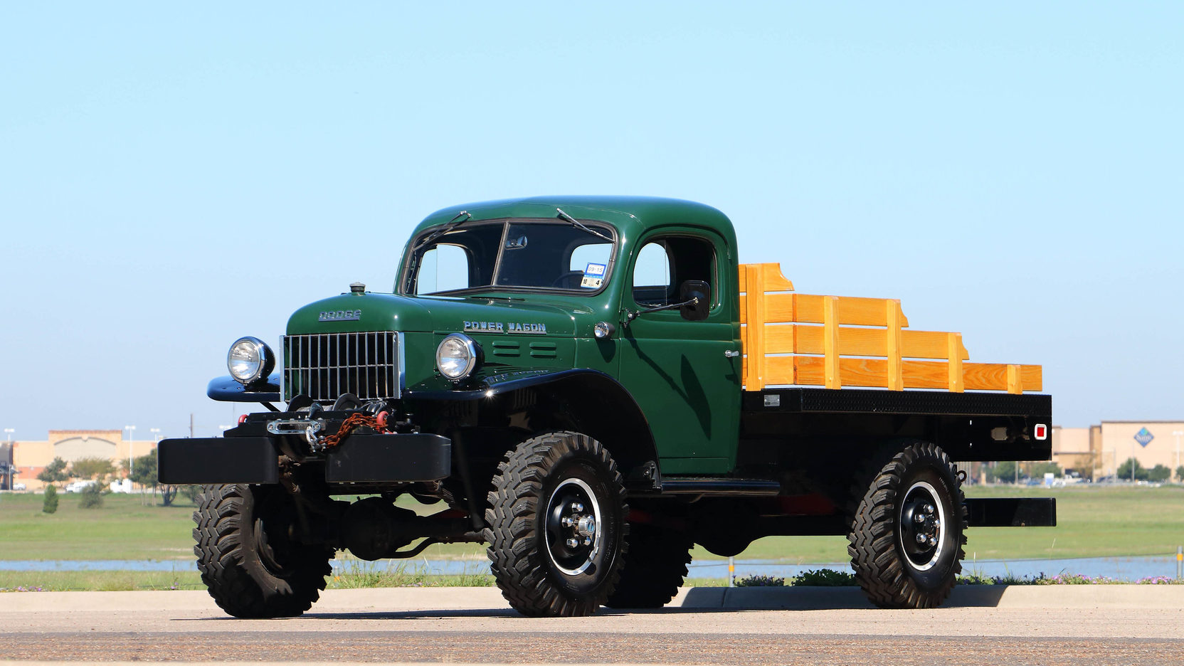 1955 Dodge Power Wagon Trucks