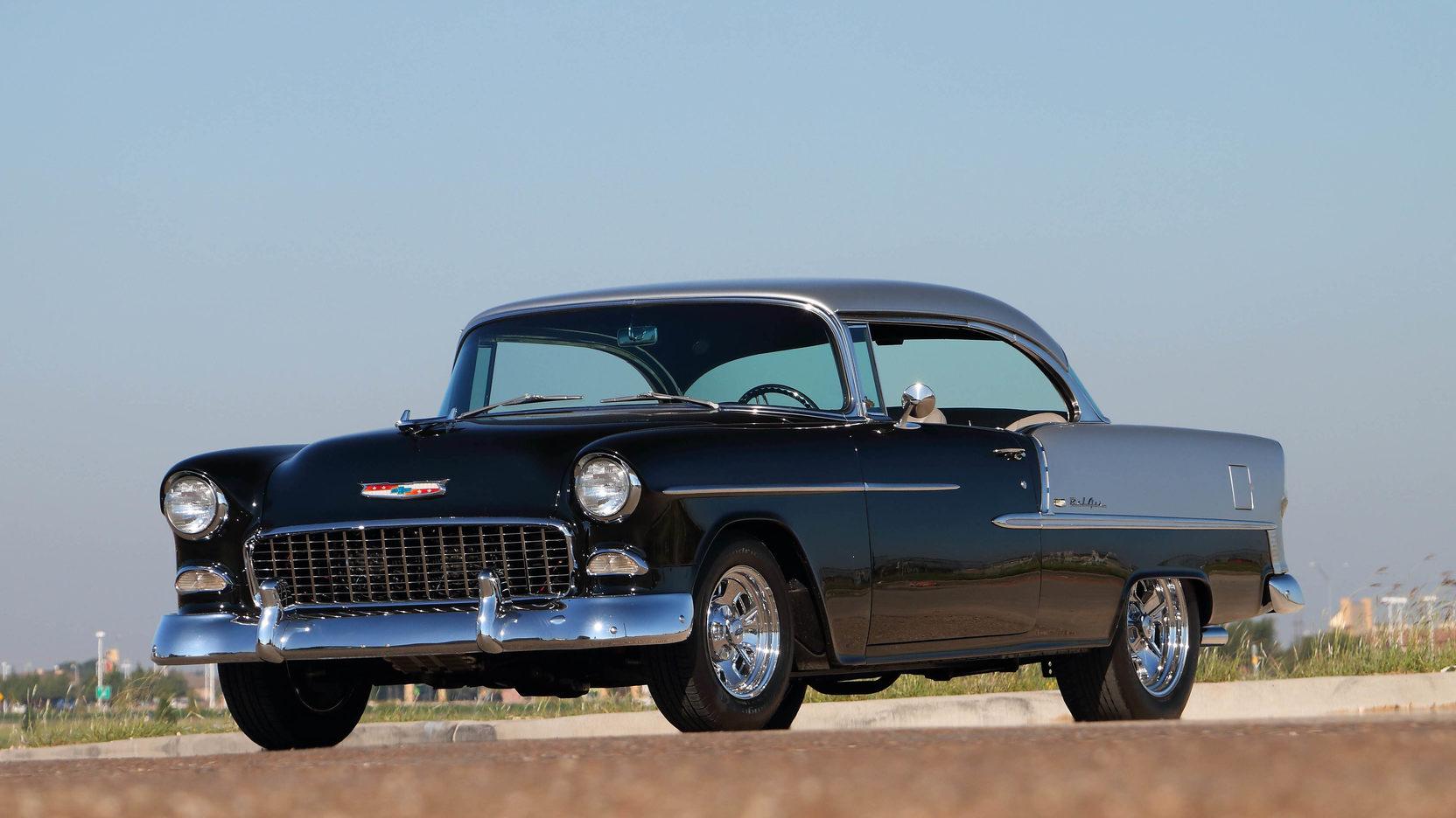 1955 Chevy Bel Air Resto Mod