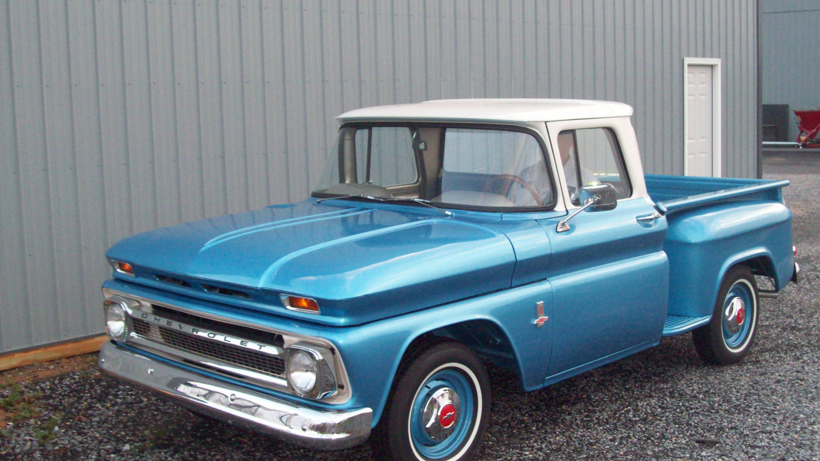 1963 Chevy Truck Colors