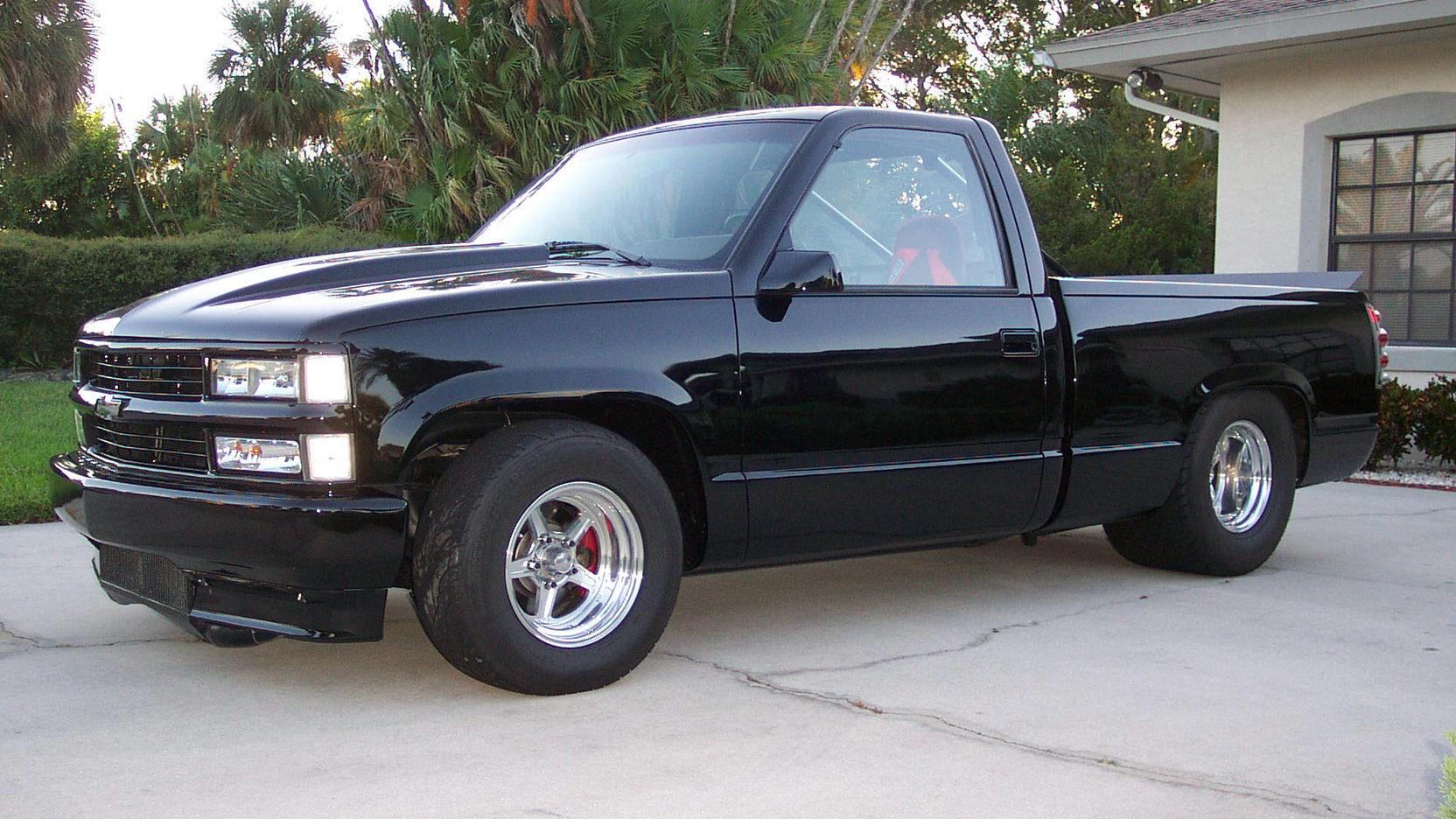 hight resolution of 1990 chevrolet silverado ss 454 pickup 1 full screen