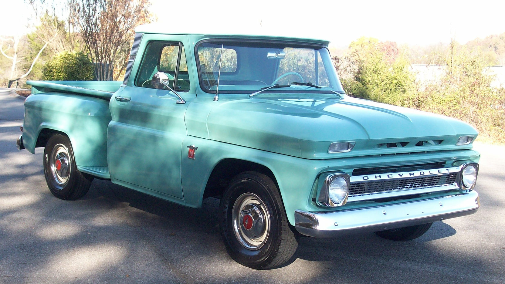 1964 Chevy Pickup Paint Colors Truck