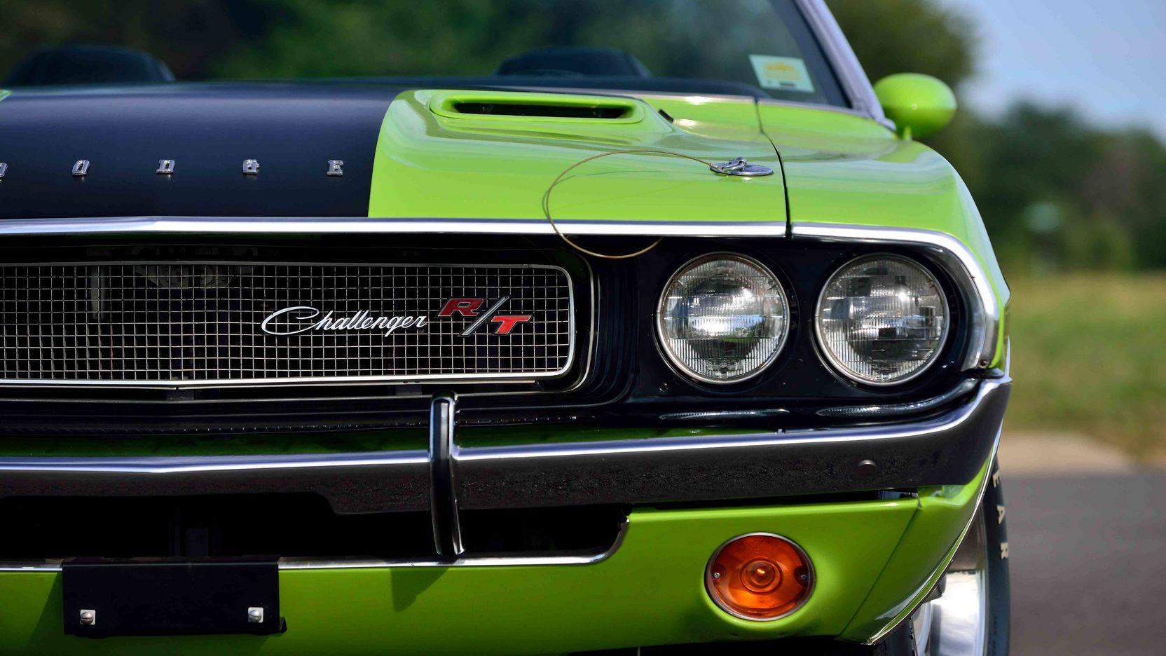 1970 Dodge Hemi Challenger R T Convertible F111