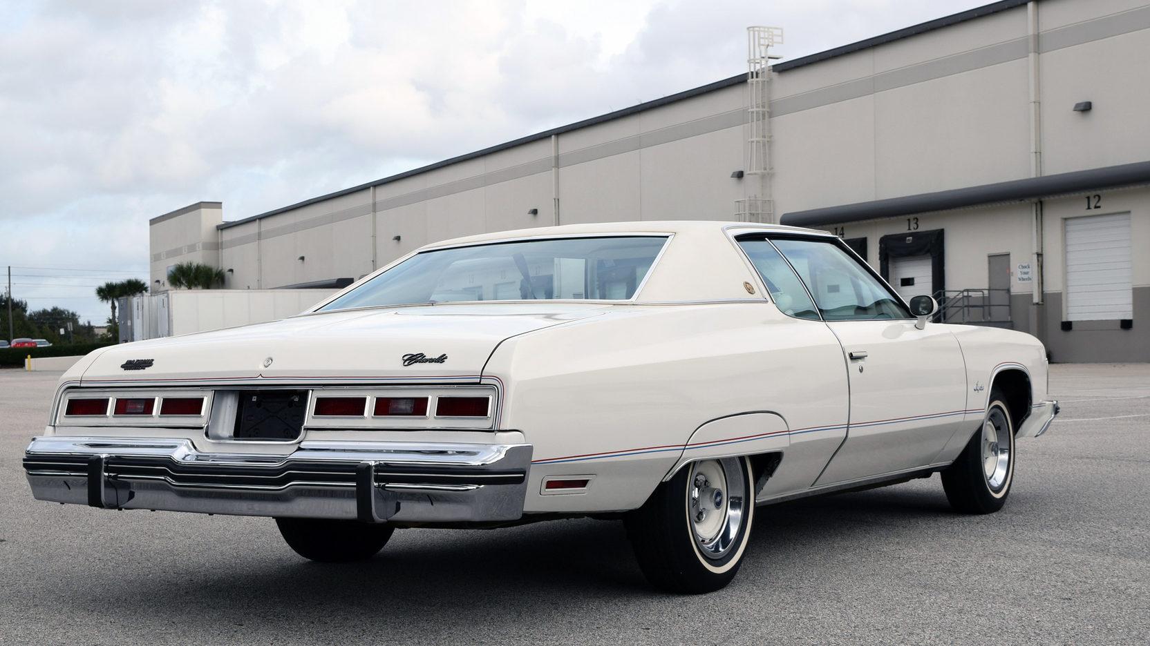 medium resolution of 1974 chevrolet impala 3 full screen