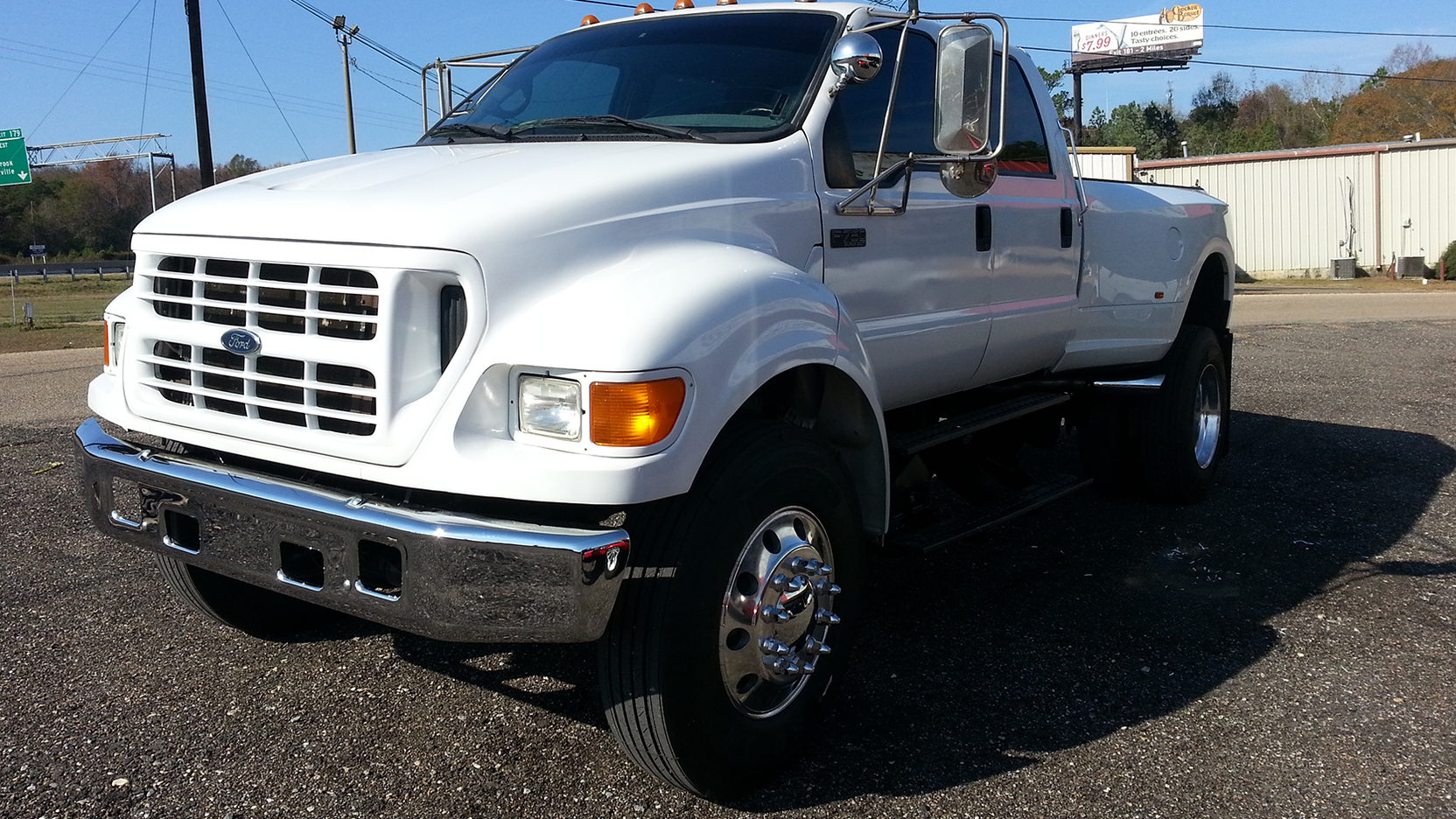 hight resolution of f750 ford pickup pictures