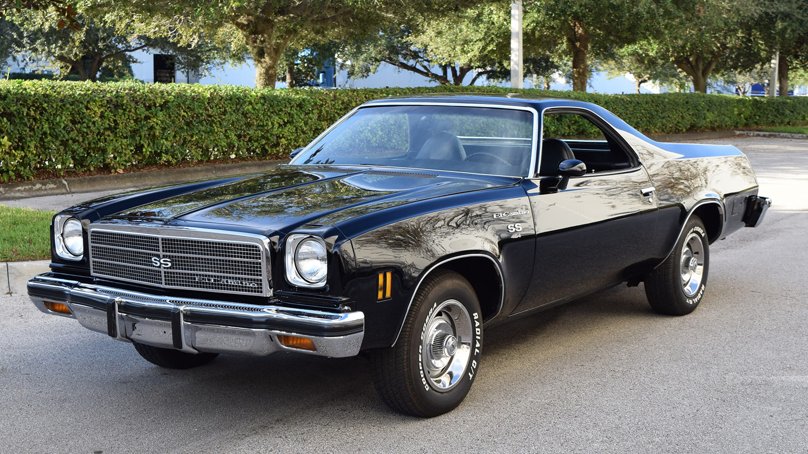 hight resolution of 1974 chevrolet el camino ss 1 full screen