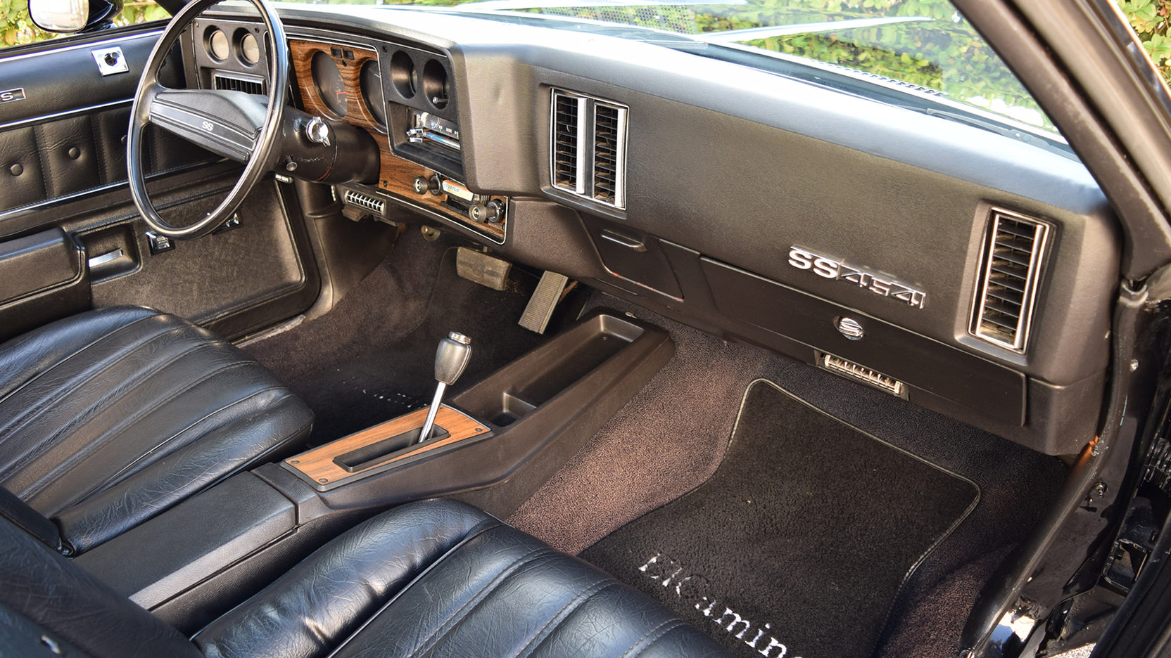 hight resolution of 1974 chevrolet el camino ss 9 full screen