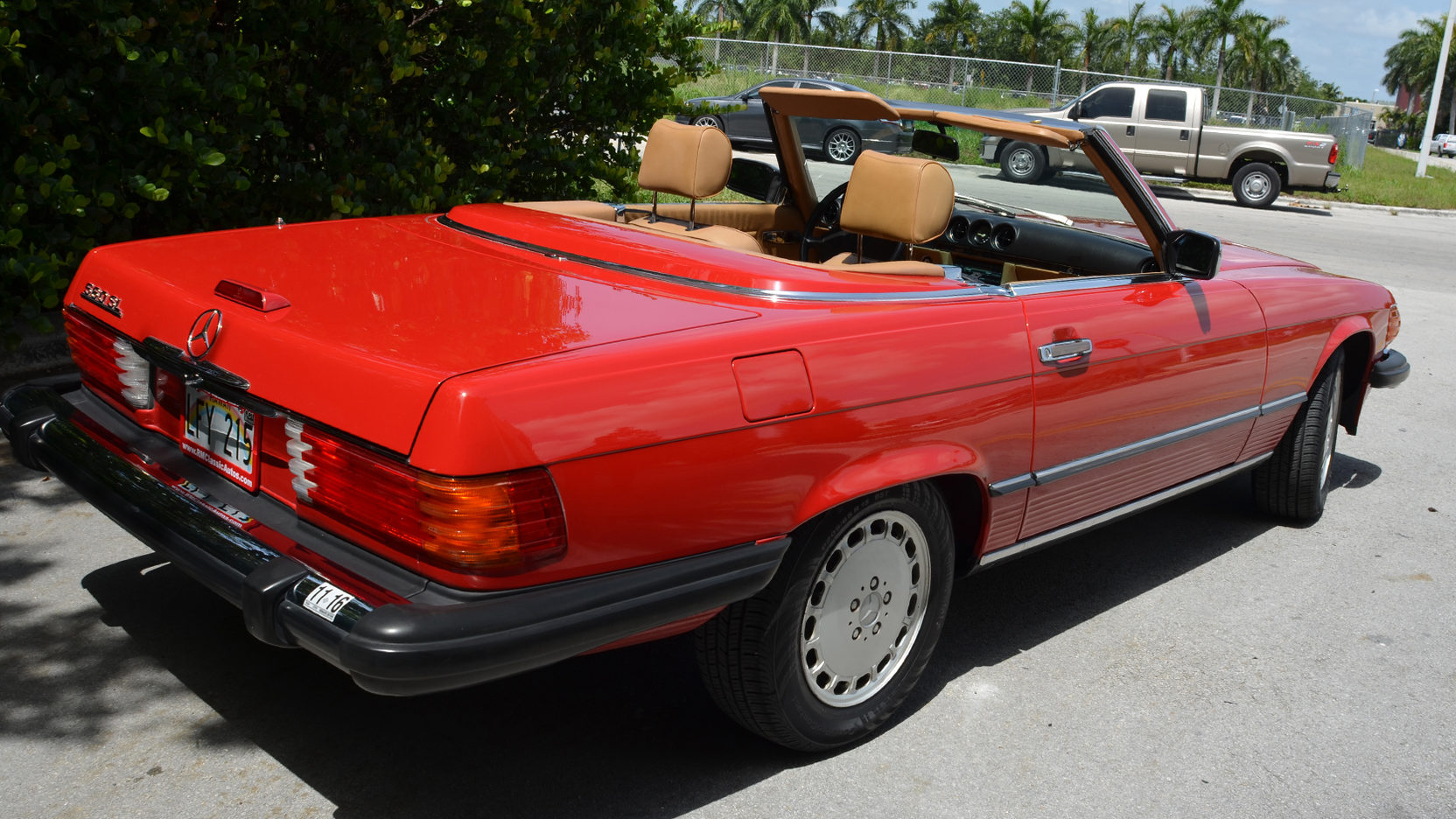 1988 Mercedes 560sl Fuse Box Location Information