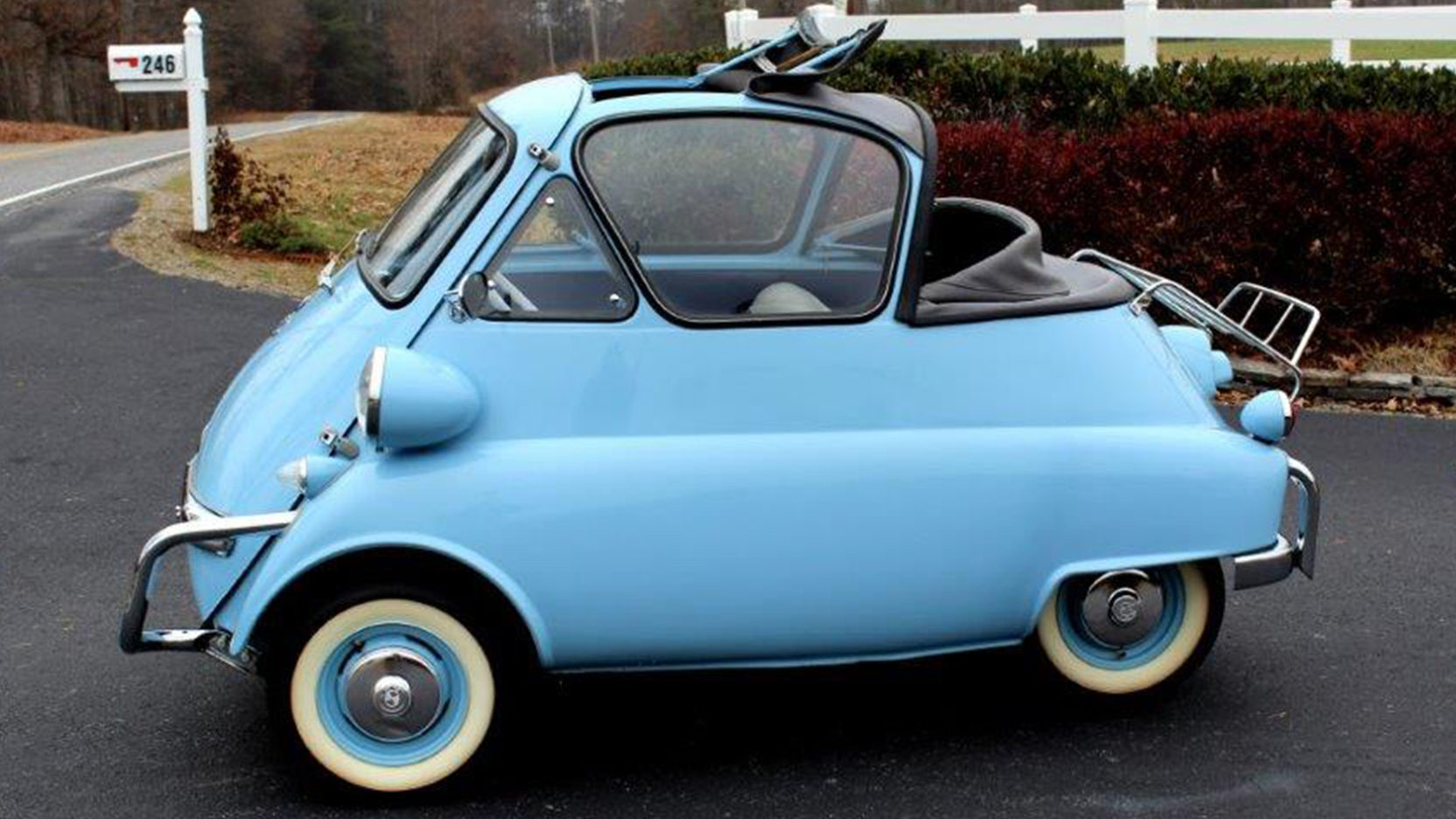 Isetta - Year of Clean Water