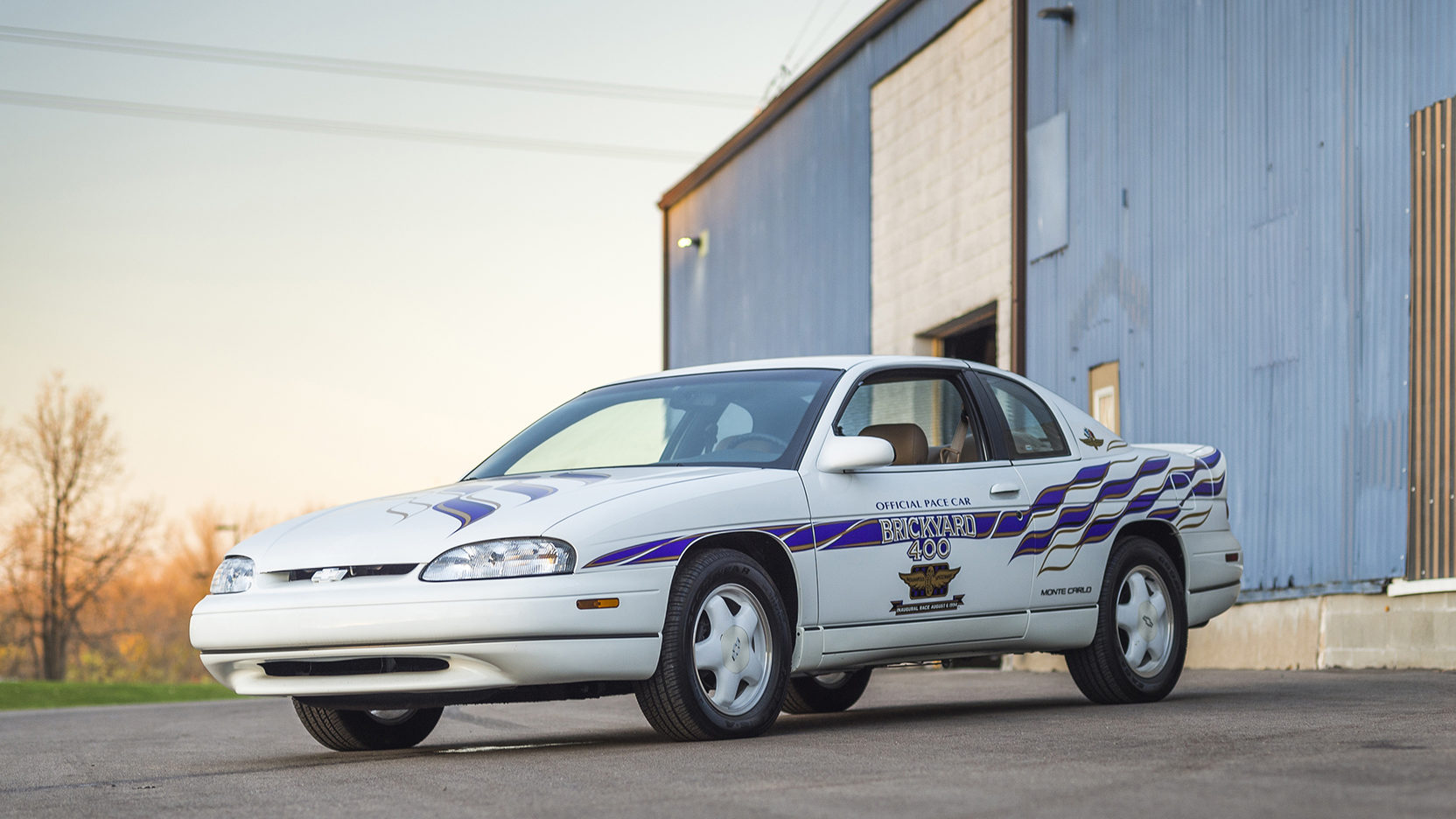 1995 chevrolet monte carlo z34 pace car edition 1 full screen [ 1664 x 936 Pixel ]