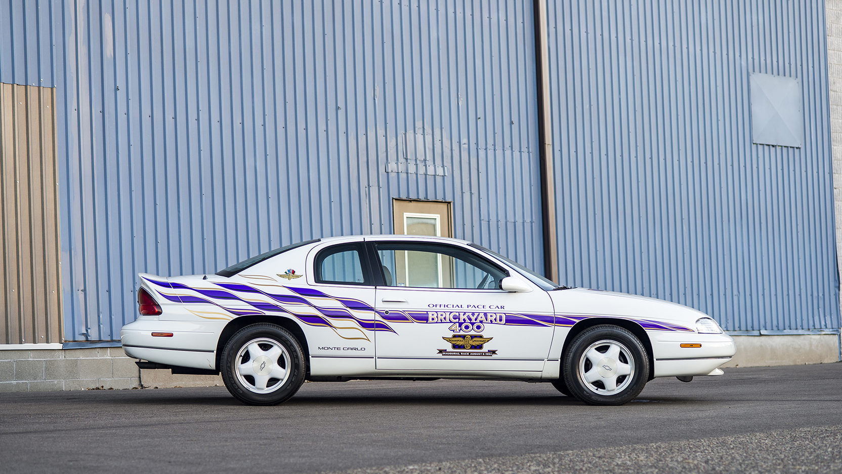 1995 chevrolet monte carlo z34 pace car edition 2 full screen [ 1664 x 936 Pixel ]