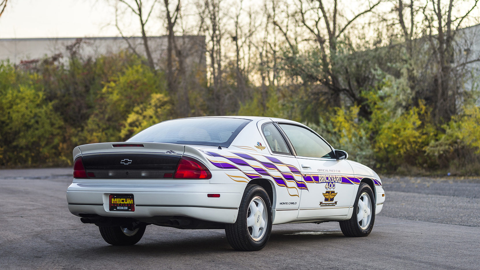 1995 chevrolet monte carlo z34 pace car edition 3 full screen [ 1664 x 936 Pixel ]