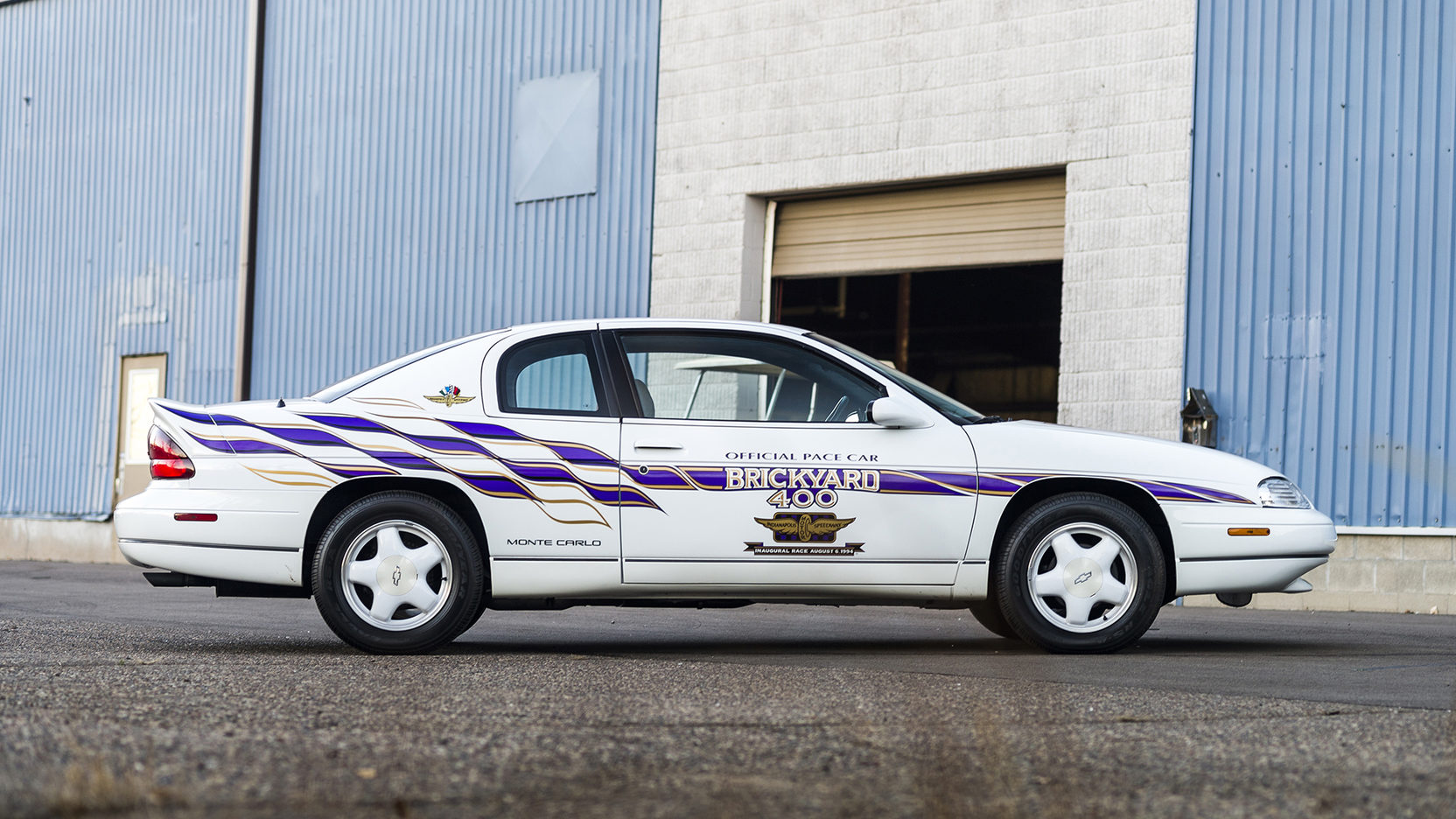 1995 chevrolet monte carlo z34 pace car edition 8 full screen [ 1664 x 936 Pixel ]