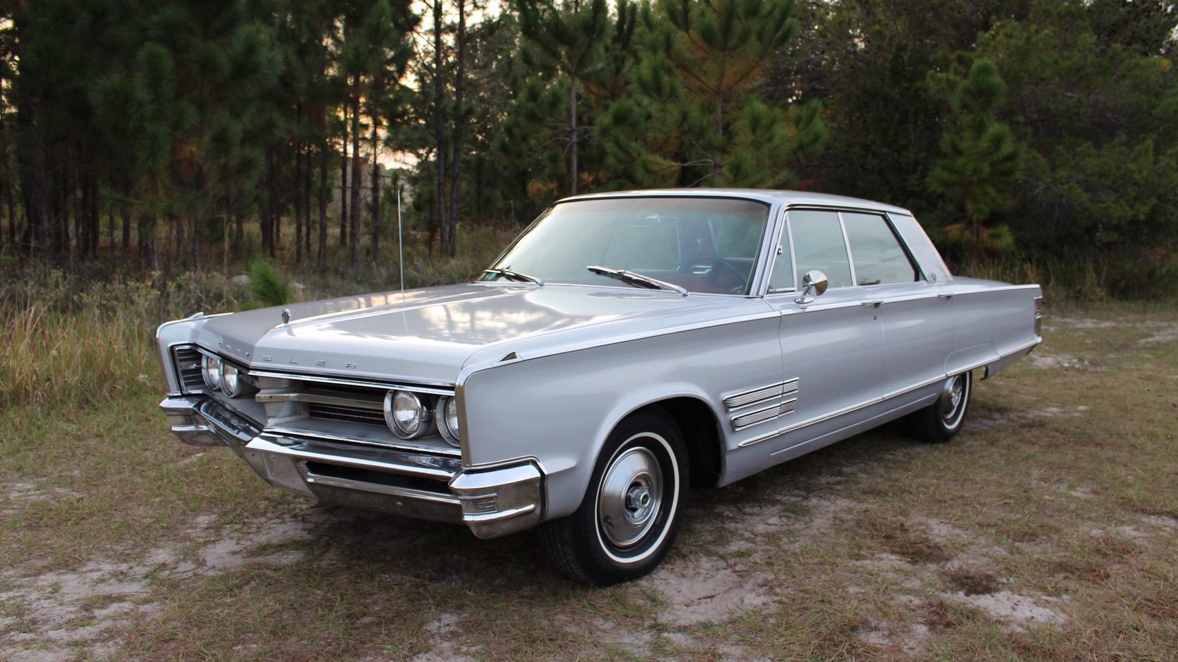 medium resolution of 1966 chrysler 300 g110 1 kissimmee 2017 rh mecum com at 1966 chrysler 300 1 full