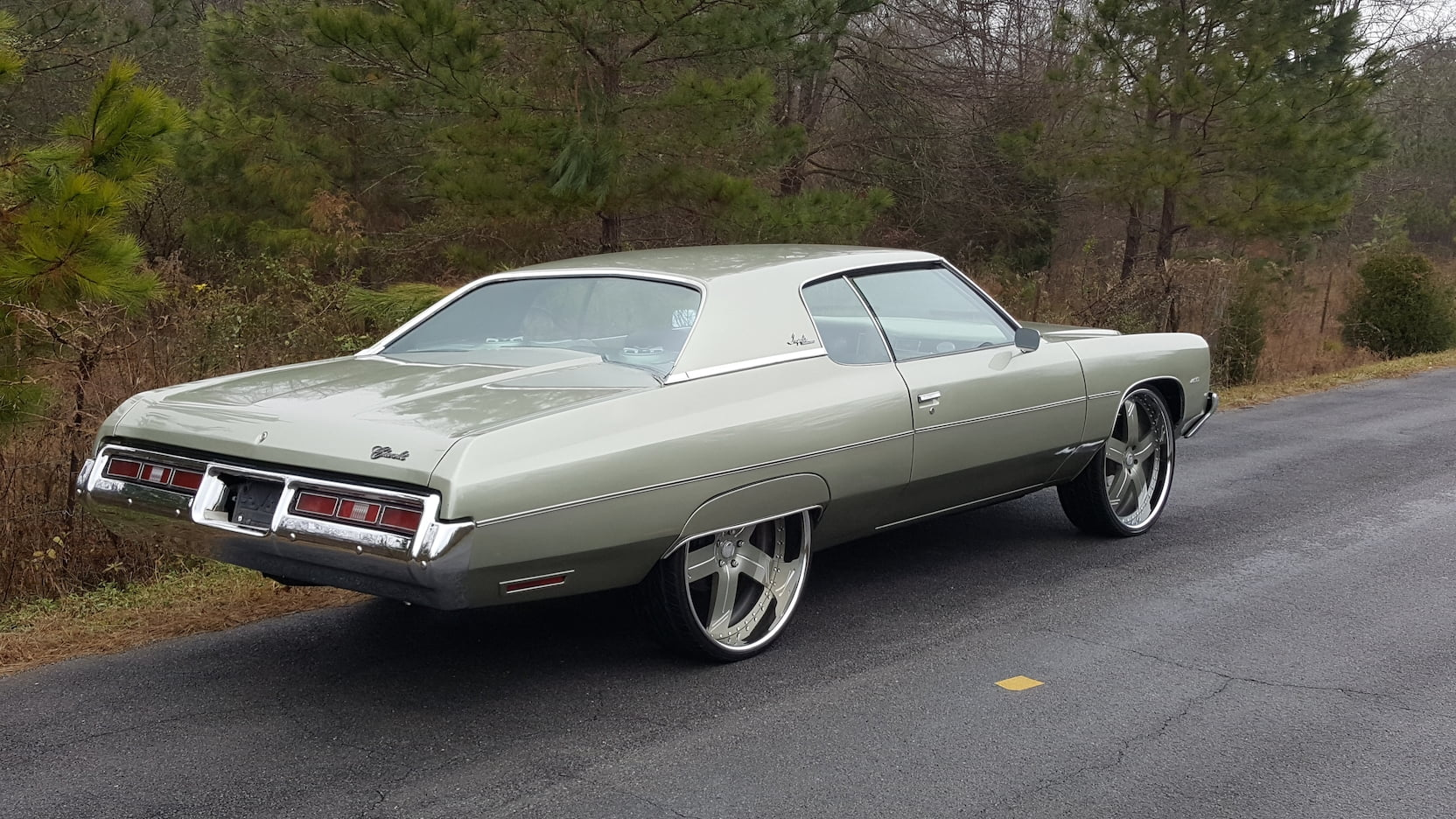 1972 Chevrolet Impala Custom - Year of Clean Water