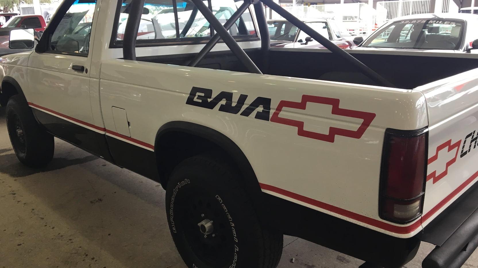 1989 Chevrolet S10 Baja Edition Pickup G56.1 Kissimmee
