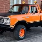 1978 Dodge Macho Power Wagon K39 Kissimmee 2020