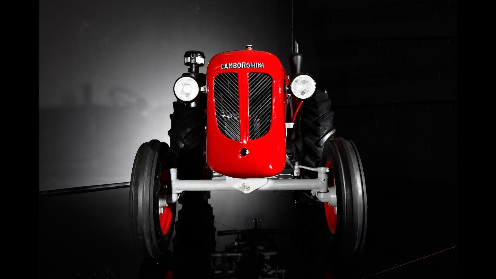 1955 Lamborghini Dl 25 F77 Davenport 2019