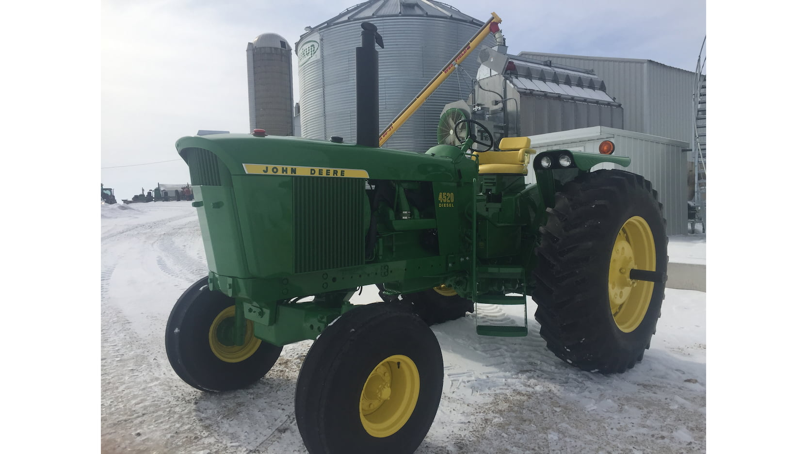 medium resolution of 1970 john deere 4520 4 full screen