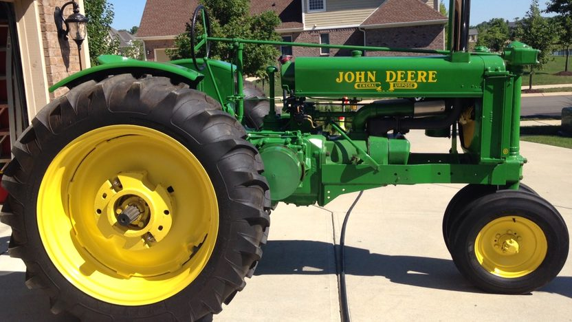 john deere g tractor for sale roper washing machine parts diagram 1938 unstyled s14 davenport 2014 2