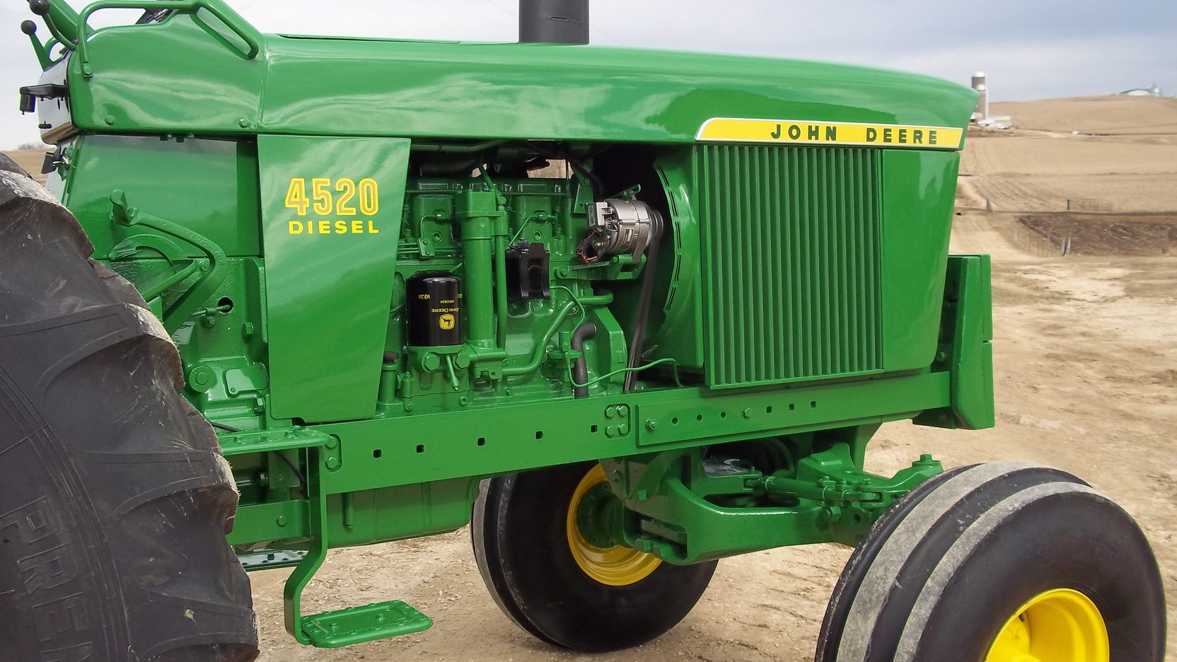 1969 john deere 4520 7 full screen [ 1664 x 936 Pixel ]