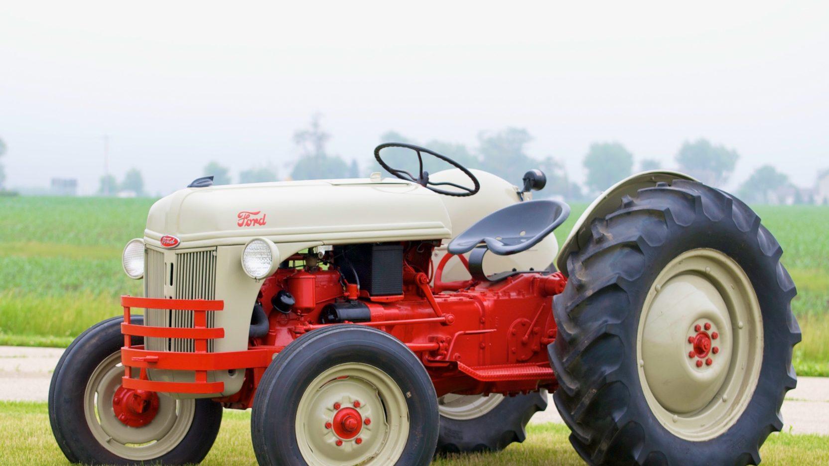 ford 8n tractor 2003 chevy tahoe radio wiring diagram 1948 s59 gone farmin 39 summer 2011