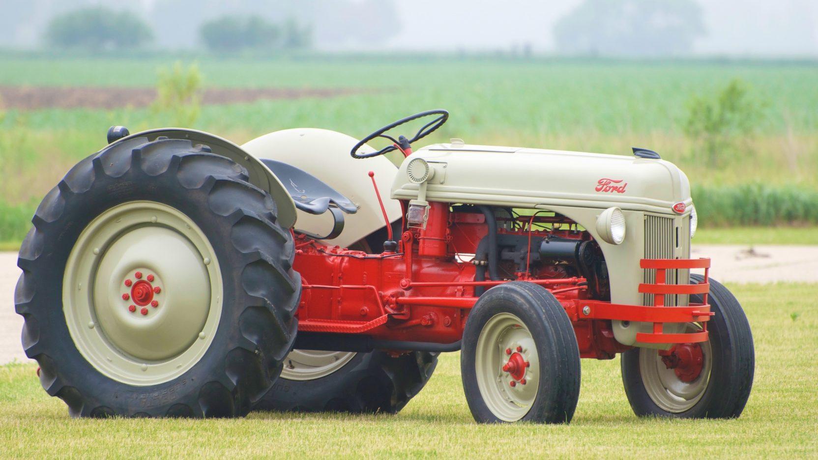 ford 8n tractor 7 pin round trailer plug wiring diagram australia 1948 s59 gone farmin 39 summer 2011