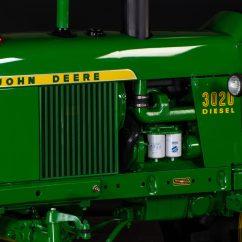 John Deere 4240 Starter Wiring Diagram Club Car 36 Volt 4020 Powershift